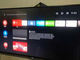 Tv bravia 4k ANDROID SMART TV