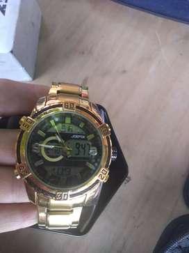Reloj marca joefck