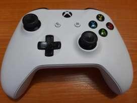 Control Xbox One poco uso
