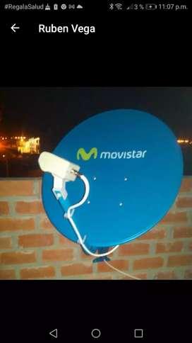 Servicio técnico satelital.directv,movistar