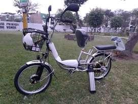 Bici - Moto Electrica