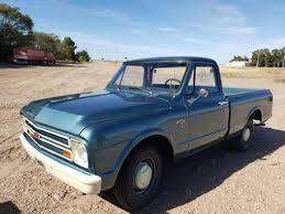 PICK UP CHEVROLET C10