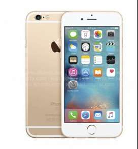 IPHONE 6S, 64GB,COLOR DORADO
