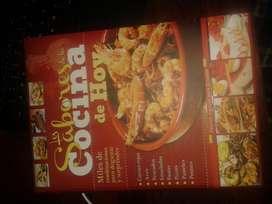 Libro Los Sabores de la Cocina de Hoy (Nuevo)