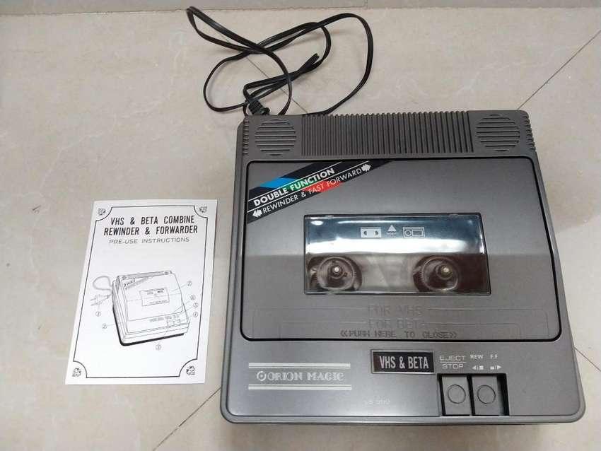 Rebobinador Beta Y VHS - Excelente 0