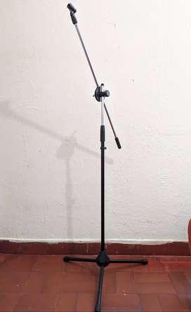 Base para micrófono, 1 solo uso