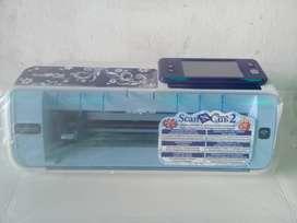 PLOTTER DE COCER ( ScanNCut CM650)