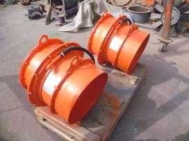 Venta y alquiler de ventiladores para mina