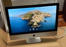 """iMac 2015 21"""" 1 Tera - 8gb Core i5 2.8GHz + Teclado + Mouse Como Nuevas"""