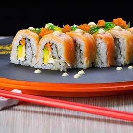 Preparador De Sushi (hombre o mujer) SUSHERO