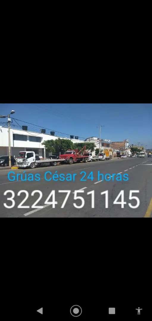Servicio de grúa en norte de Santander 0