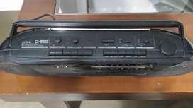 Radio grabadora AIWA  CSWN30 doble casetera