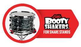 Little Booty Shakers Antideslizante para Tarolas