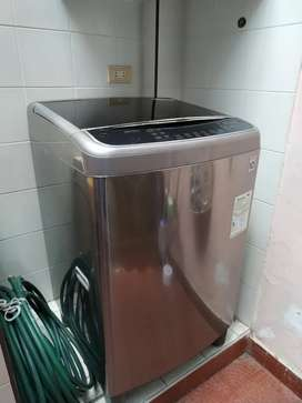Lavadora LG 14kg