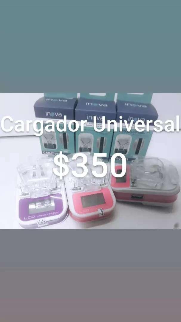 CARGADOR UNIVERSAL 0