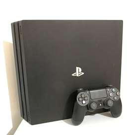 PlayStation 4 Pro + Juegos digitales