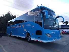 Bus de servicio público intermunicipal