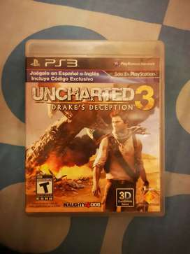 Uncharted 3 play 3