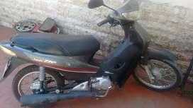 Moto Zanella zb 110, usado segunda mano  San Antonio de Arredondo, Córdoba
