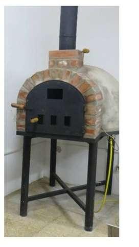 Horno pizza artesanal