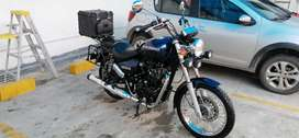 SE VENDE ROYAL ENFIELD RUMBLER 500 PERFECTO ESTADO.