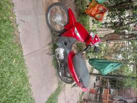 Vendo honda biz 125 cc