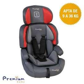 silla de auto premium baby