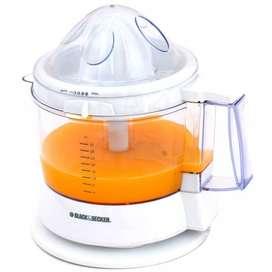 Exprimidor de Naranja Citricos Black Decker 30 wats