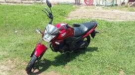 moto honda invicta 150 2014 patentada 2016