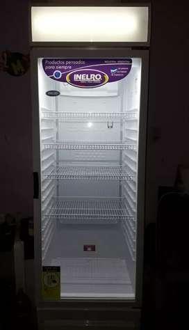 Vendo heladera exibidora INELRO