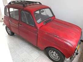 Vendo Renault 4