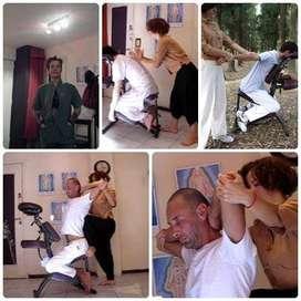 masaje en silla ergonomica en lujan