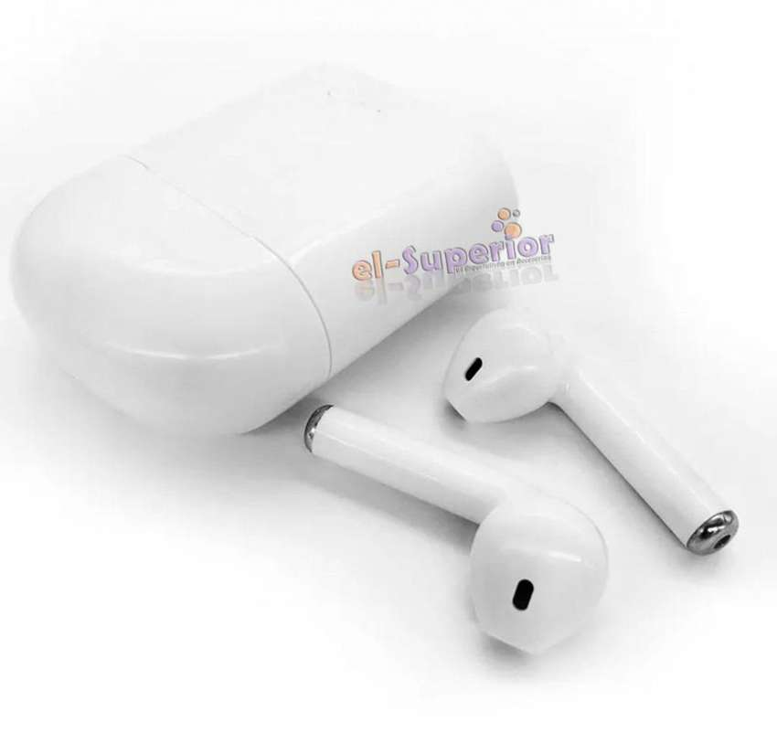 Auriculares Bluetooth Inalambrico I7s Iphone Android Airpods Obelisco 0
