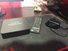 Convertidor a Smart TV Box || Litium MXQ-4K