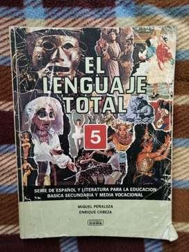 Libro El Lenguaje Total 5