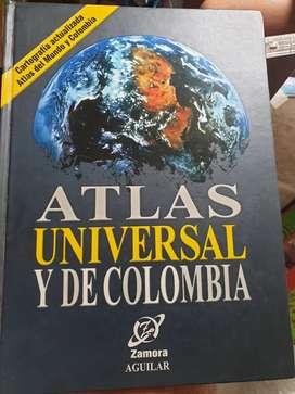 Atlas universal y de Colombia