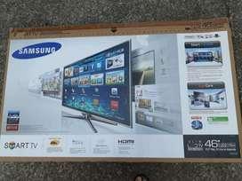 Televisor Samsung LED de 46 pulgadas Smart TV 46