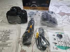 Camara Nikon D3200 Nueva sin Uso !