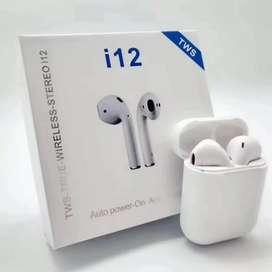 TWS i12 audífonos Bluetooth