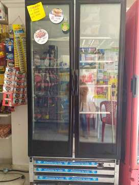 se vende  enfriador y congelador