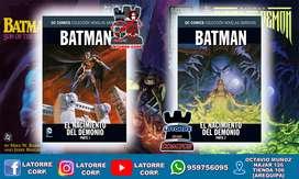 BATMAN - EL NACIMIENTO DEL DEMONIO [COMIC] [AREQUIPA LATORRE CORP.]