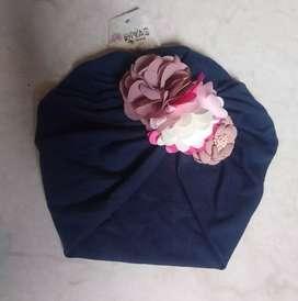 Turbantes para bebé