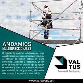 ALQUILER DE ANDAMIOS NORMADOS LAYHER ILO-MOQUEGUA-AREQUIPA