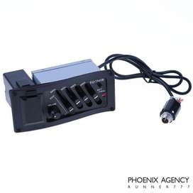 Microfono Equalizador Preamplifica Guitarra Acustic Eq 7545r