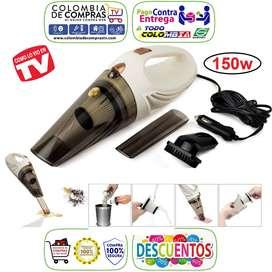 Aspiradora Portátil Carro 150w mojado/seco Vacuum Clean Nuevas, Originales, Garantizadas.