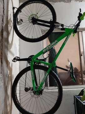 Bicicleta Tipo Downhill 29