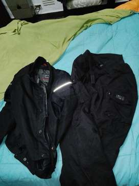 Ropa de Moto (chaqueta Y Pantalón)