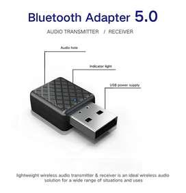 Mini Bluetooth 5,0 transmisor receptor de Audio