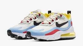 Zapatillas Nike Air Max 270 React MUJER OFERTA