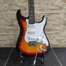 Guitarra electrica Guson sunburst